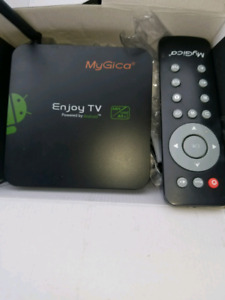 My Gica Android Box
