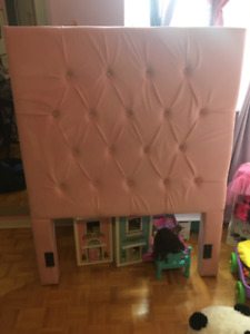 Girl's Bed Headboard for Sale