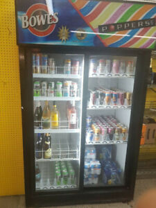 Commercial Fridge 2 doors