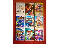NINTENDO WII GAMES!! Sold separately or in a bundle