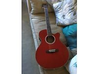 Tanglewood TSF CE R Electro Acoustic