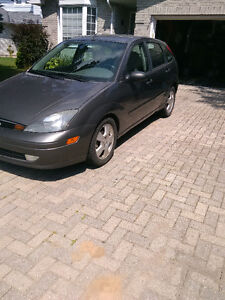2003 Ford Focus ZX5 Hatchback Safetied and  E-TESTED