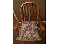 Nursing, rocking chair