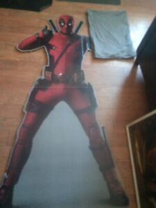 DEADPOOL Cardboard stand up