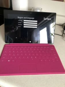 Microsoft Surface Tablet - SOLD PPU