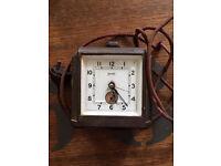 Rare Art Deco Bakelite Ferranti electric alarm clock