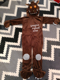 Gruffalo outfit