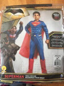 Batman and Superman Costumes - Brand New Kitchener / Waterloo Kitchener Area image 1