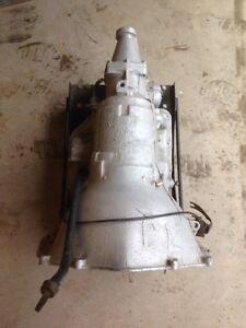Turbo 350 tranny rebuilt