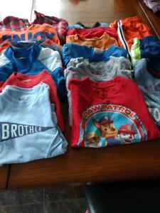 Boys 4T clothes.