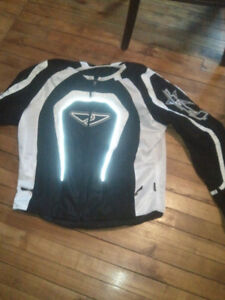 fxr raceing jacket used very little  asking 200