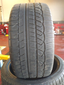 2 Cooper Zeon RS3-A tires. 255/35R18.