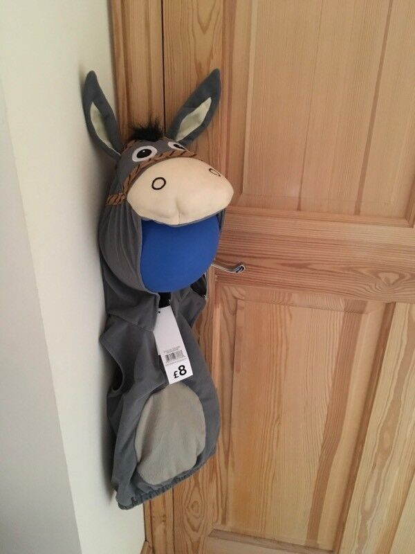 Brand New Donkey Outfit
