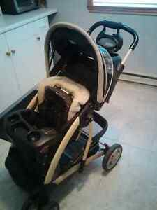 Graco Stroller -- very clean Peterborough Peterborough Area image 2
