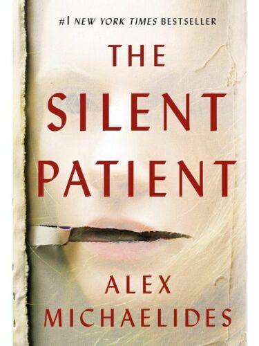 The Silent Patient By Michaelides Alex [P-D-F]🔥FAST-DELIVERY🔥