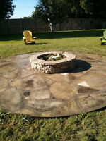 FLAGSTONE REPAIRS, LOOSE FLAGSTONE FIXED FAST & ECONOMICAL