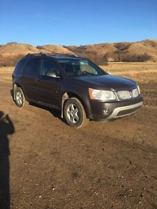 2007 Pontiac torrent, REDUCED