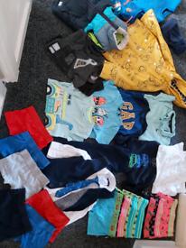 Boys clothes bundle size 2-3&3-4yrs