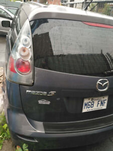 parts of 2007 mazda5 (I disassembly my car ,you get the parts