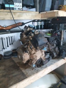 Can am 800r engine and gearbox