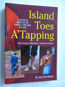 ISLAND  TOES  A TAPPING  by JAY  SCOTT  KANES