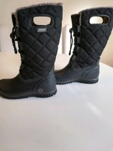 BOGS JUNO LACE TALL  BOTTES FEMME - US = 6