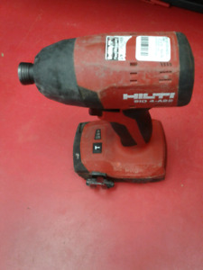 Perceuse HILTI $400