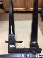 Park Tool TS-7 and WAG-3 Truing Stand