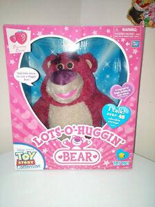 Toy Story Histoire de Jouets Lots-o'-huggin' Bear