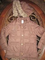 Girls winter Jacket - Size 8yrs