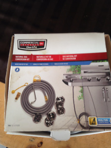 BBQ Natural Gas Conversion kit