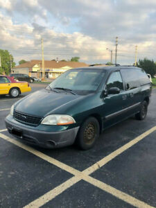 2001 Ford Windstar Wheelchair Accessible