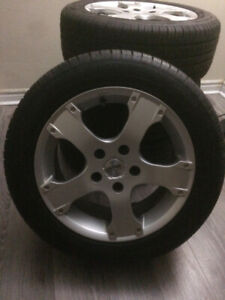 """4 Mags Sport 16"""" (5x115mm)"""