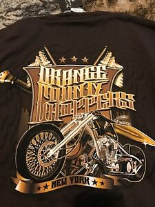 NEW-- Authentic Orange County Choppers T-Shirt