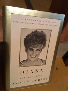 Hard Cover 2 Lady Diana and The Royals