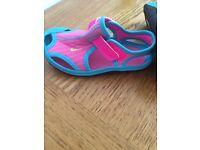 Girls Nike sandals