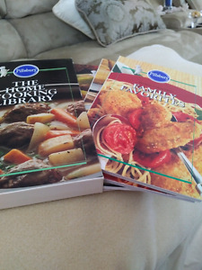 Pillsbury Home Cooking Library