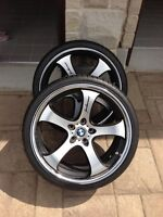 Pneus et jantes 295/25/20 Mags And tires Hankook