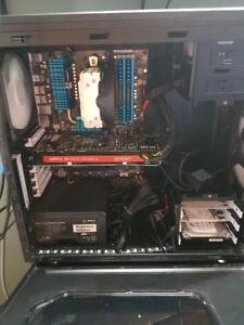 PC GAMER 8 CPU'S 8 X 4.2 GHZ + SSD 256GB + 1TB + 3 JEU INSTALLÉ