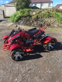 Jinling sports roadster 300cc quad