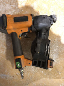 Rigid roofing coil nailer for sale