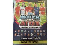 Match Attax 2016/2017 Swaps