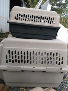 Kennels and Cages for sale $20 and up