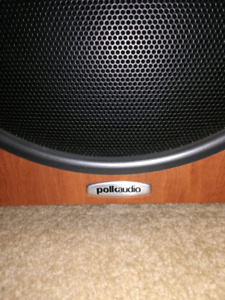 Polk home theater subwoofer