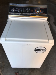 Hitachi Washer Small Portable Washing Machine Clothes Laundry