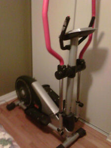 Bremshey Orbit Elliptical, with Heart  Rate Monitor