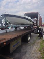 A+flat bed ready for moving call 4167172727