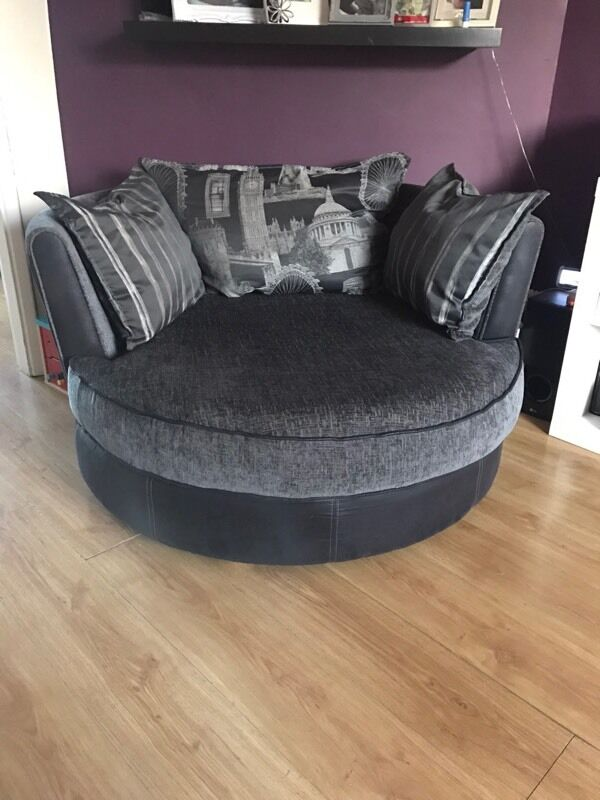 Imaculate DFS spinning love chair sofaImaculate DFS spinning love chair sofa  in SilebyLove Chairs Dfs Chairs In Styles Including Swivel Recliners DFSLove Chairs Dfs  REDUCED QUICK SALE LOVE SEAT ROTATING CUDDLE  . Love Chairs Sofa. Home Design Ideas