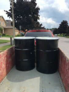 45 Gallon Drum barrels