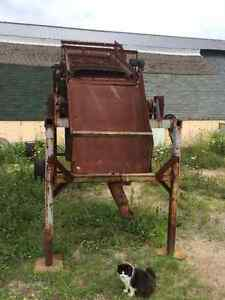Screening Plant for Topsoil (portable)